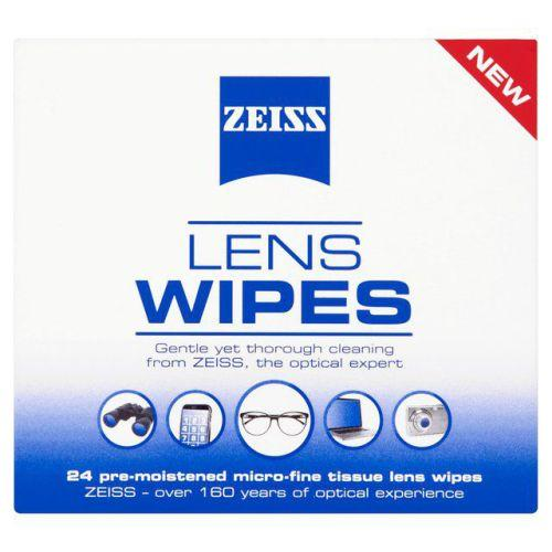 Zeiss Lens Wipes Pack of 24
