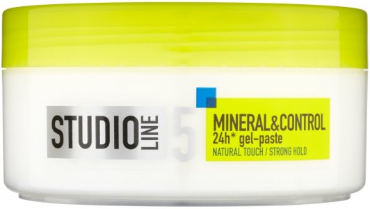 L'Oreal Studio Line 5 Mineral & Control Gel Paste 150ml