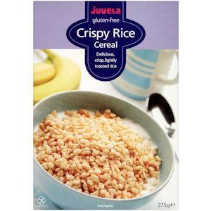 Juvela Gluten Free Crispy Rice 375g
