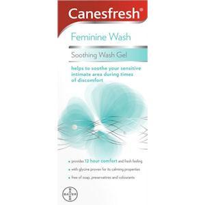 Canesfresh Feminine Wash Soothing Wash Gel 200ml