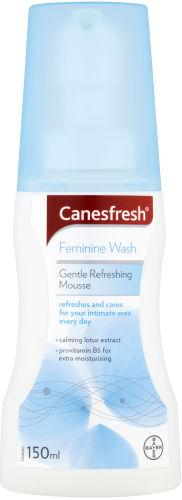 Canesfresh Feminine Wash Gentle Refreshing Mousse 150ml
