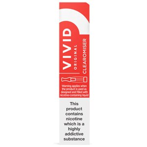 Vivid Replacement Clearomiser