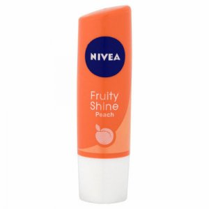 Nivea Lipcare Fruity Shine Peach 4.8g