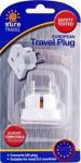 Sure Travel European Travel Plug