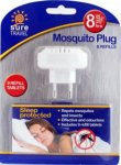 Sure Travel Mosquito Plug & 9 Refill Tablets