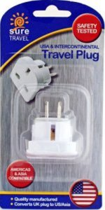 Sure Travel USA & Intercontinental Travel Plug