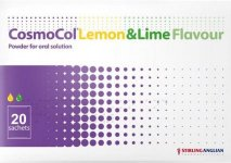 CosmoCol Lemon & Lime Pack of 20