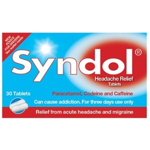 Syndol Headache Relief Tablets Pack of 30