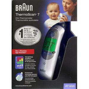Braun Thermoscan 7 IRT6520 Ear Thermometer