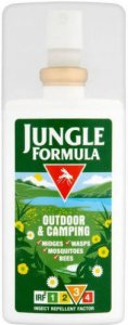 Jungle Formula Outdoor & Camping Pump Spray 90ml