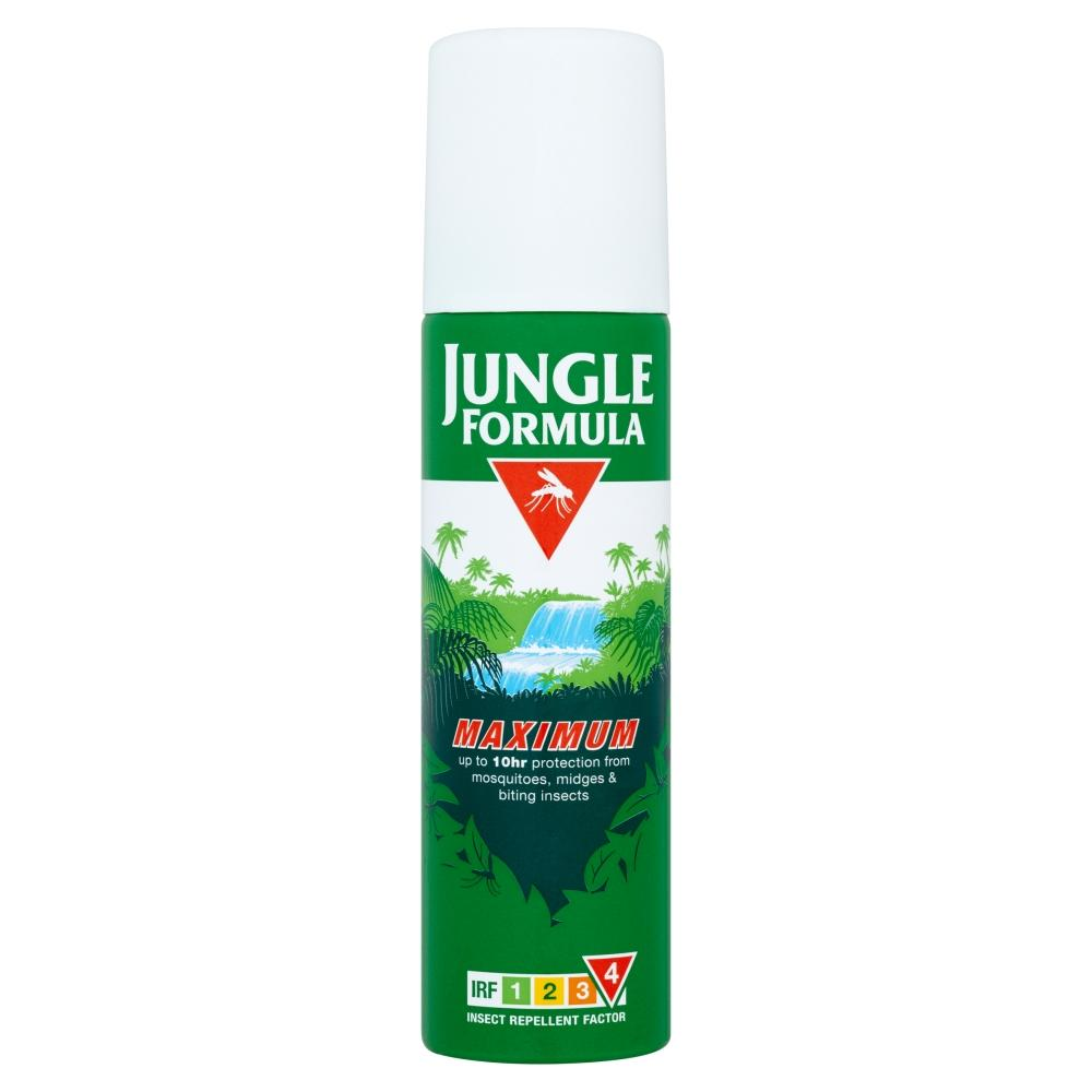 Jungle Formula Maximum Aerosol Insect Repellent 150ml