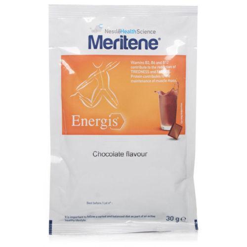 Meritene Energis Chocolate Sachet 30g