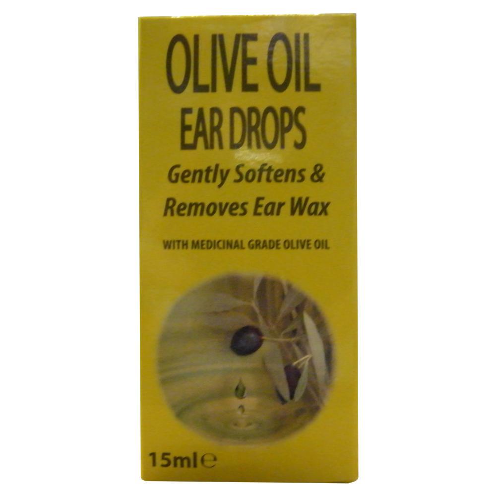 Olive Oil Ear Drops 15ml