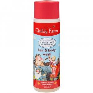 Childs Farm Sweet Orange Hair & Bodywash 250ml