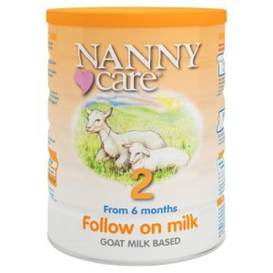 NannyCare Follow on Milk (Stage 2) 900g
