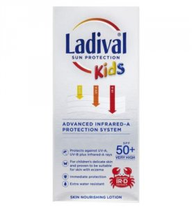Ladival Sun Protection Lotion Kids SPF50+  200ml