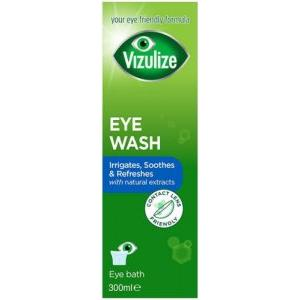 Vizulize Eye Wash & Bath 300ml