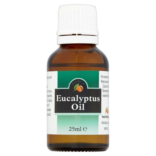 Peach Eucalyptus Oil 25ml