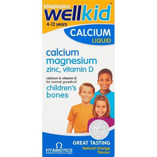 Wellkid Calcium Liquid 150ml