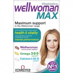 Wellwoman Max Capsules Pack of 84