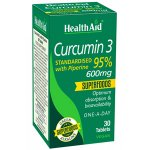 HealthAid Curcumin 3 Tablets Pack of 30