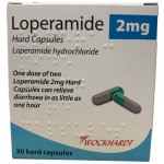 Loperamide Diarrhoea Relief Capsules Pack of 30