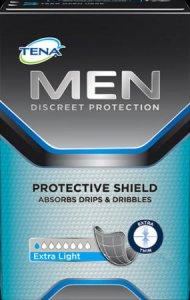 Tena Men Protective Shield Pack of 14