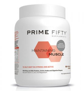 Prime Fifty Maintaining Muscle Powder 490g