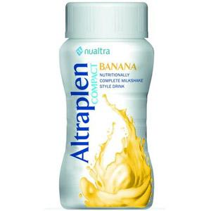 Altraplen Compact Banana 125ml Pack of 4