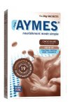 Aymes Powdered Shake Chocolate Flavour 4 x 38g Sachets