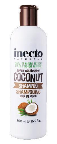 Inecto Naturals Coconut Shampoo 500ml