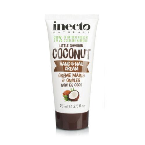 Inecto Naturals Coconut Hand & Nail Cream 75ml
