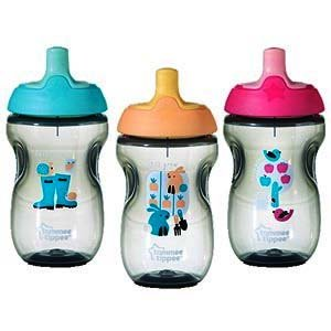 Tommee Tippee Active Sports Bottle 12m+  300ml