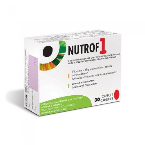 Nutrof 1 Capsules Pack of 30