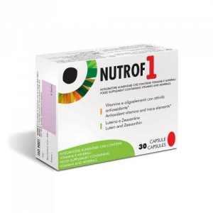 Nutrof 1 Capsules Pack of 30