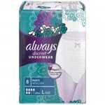 Always Discreet Pants Plus Large Pack of 8