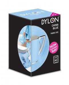 Dylon Washing Machine Dye China Blue 350g