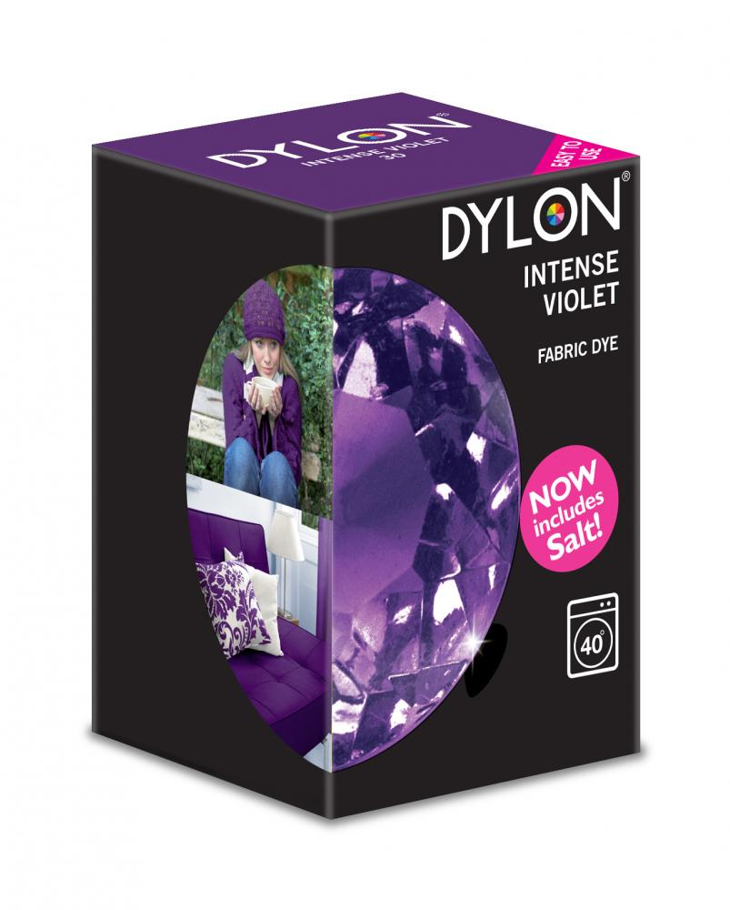 Dylon Washing Machine Dye Intense Violet 350g