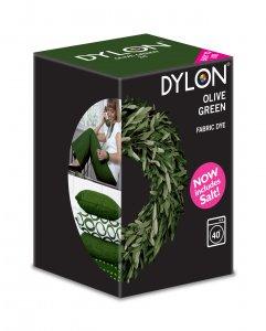 Dylon Washing Machine Dye Olive Green 350g