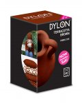 Dylon Washing Machine Dye Terracotta Brown 350g