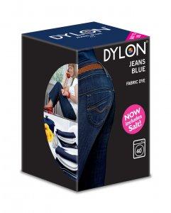 Dylon Washing Machine Dye Jeans Blue 350g