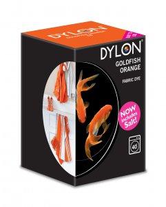 Dylon Washing Machine Dye Goldfish Orange 350g