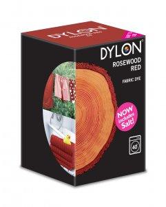 Dylon Washing Machine Dye Rosewood Red 350g