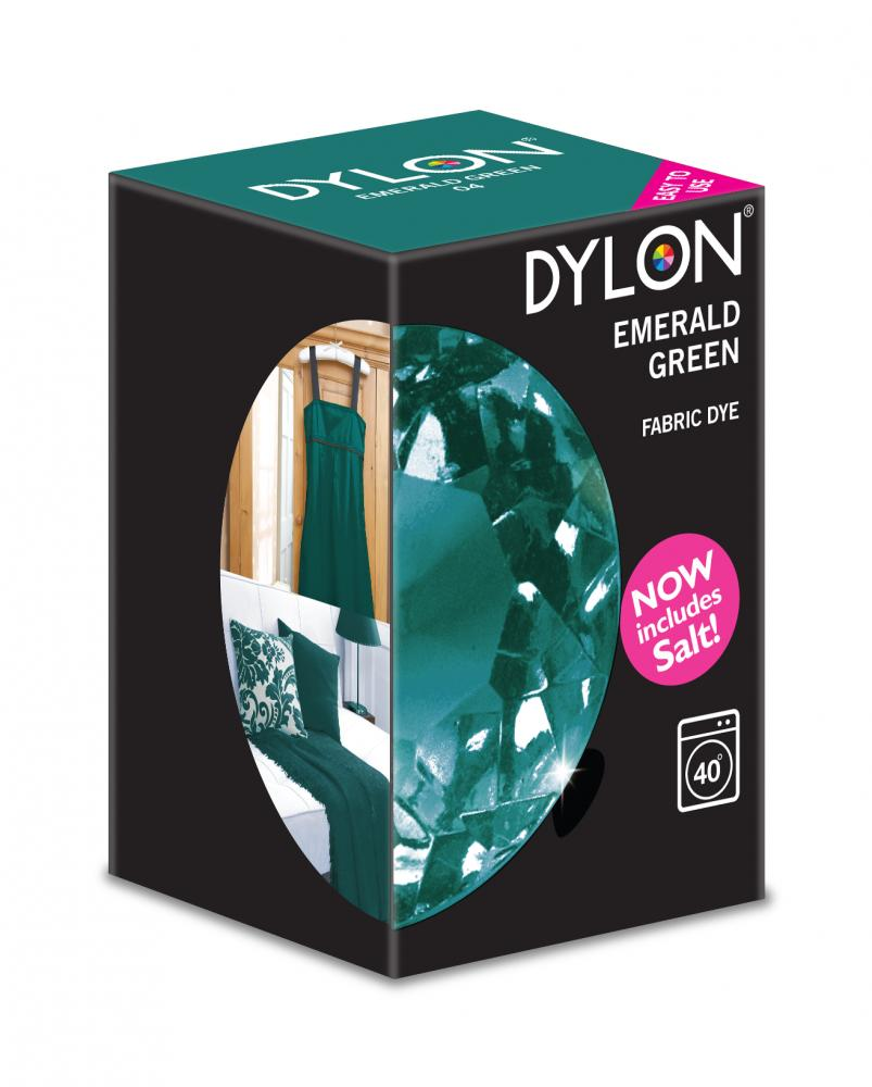 Dylon Washing Machine Dye Emerald Green 350g