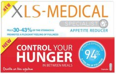 XLS Medical Appetite Reducer Pack of 60