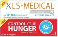XLS Medical Appetite Reducer Pack of 60