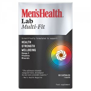 Men's Health Multi-Fit Capsules Pack of 60