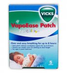 Vicks VapoEase Patch for Children Pack of 5