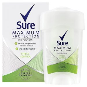 Sure Women Maximum Protection Stress Control 45ml