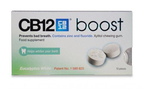 CB12 Boost Eucalyptus White Gum Pack of 10